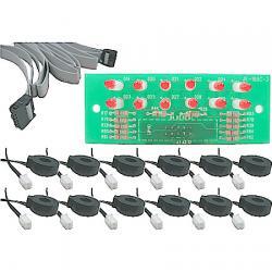 Heater Burnout Alarm Detector