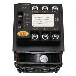 三相固態繼電器 零點觸發, DC to AC控制